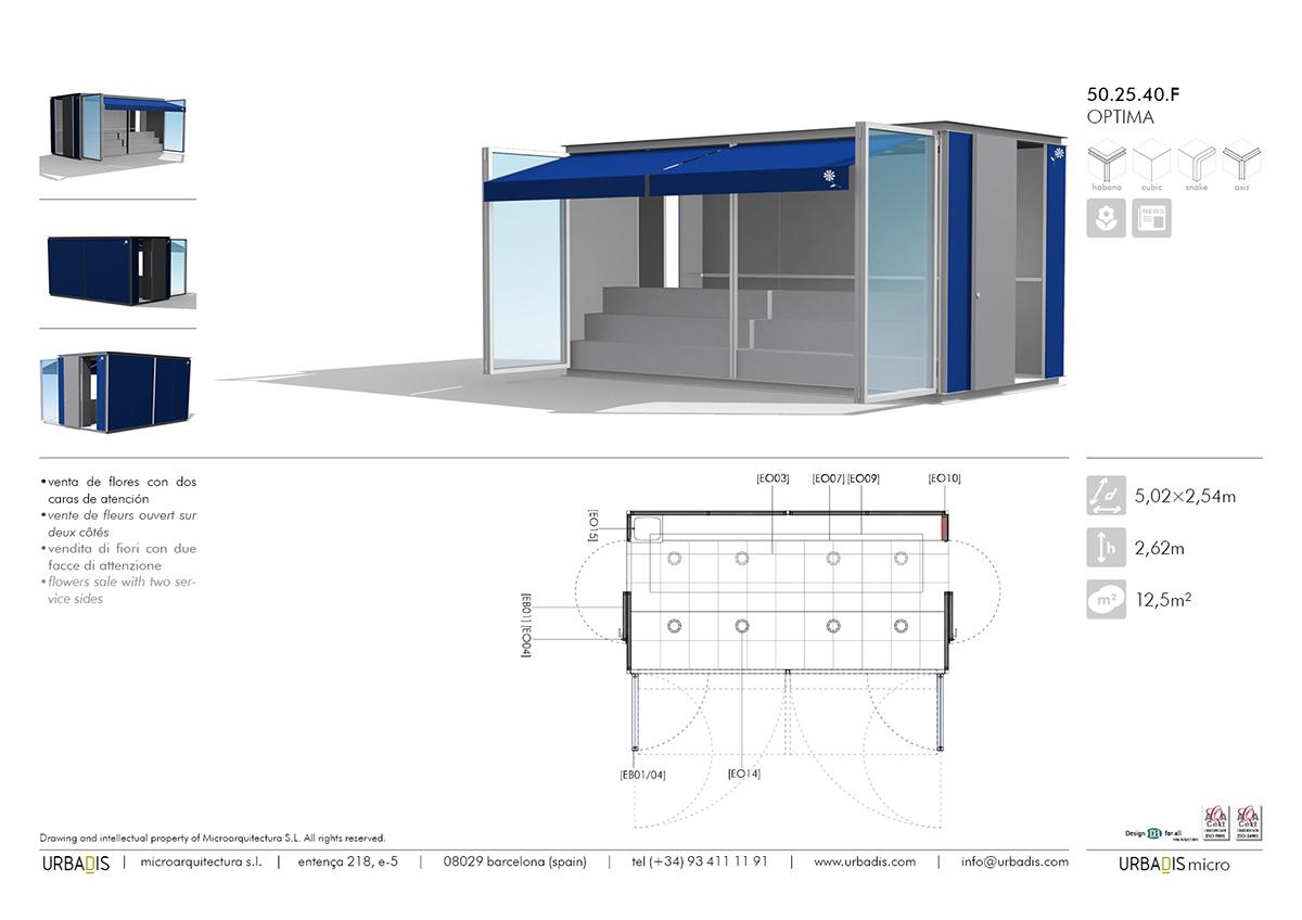 Fabricante De Kioscos De Información Venta Y Control Urbadis