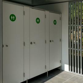 Chiosco wc bagni wc personalizzabili