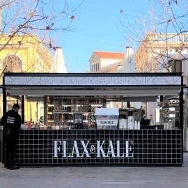 Quiosco Bar Habana Flax & Kale