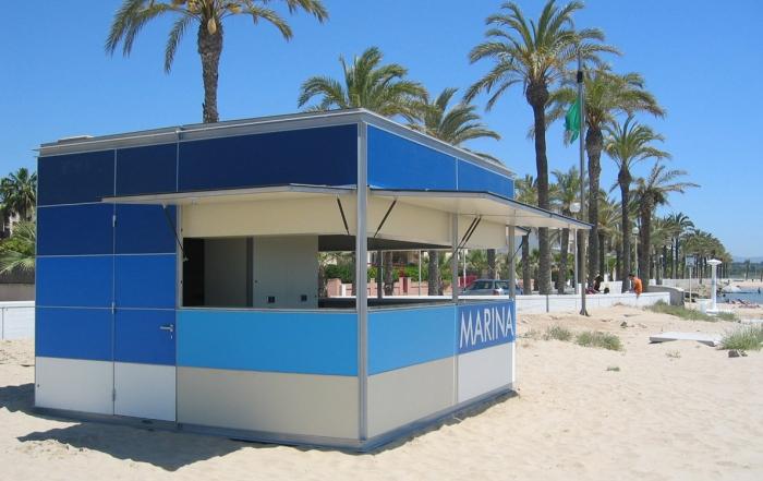 Fabricante De Kioscos Kioscos Modulares Urbadis