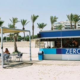 Quiosco Bar Playa de Vilanova