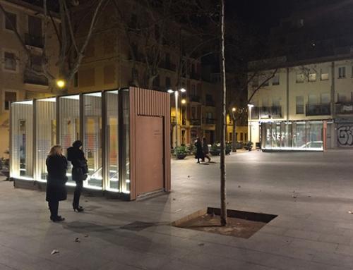 Plaça del Diamant, Barcelona | 2015