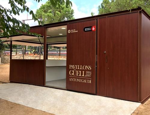 Pavillons Güell, Barcelone | 2018