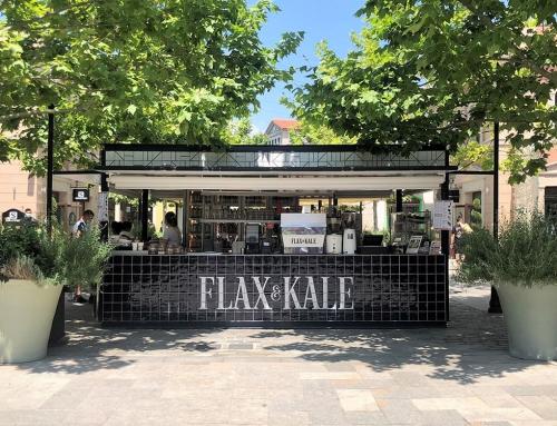 Flax & Kale, La Roca Village | 2019