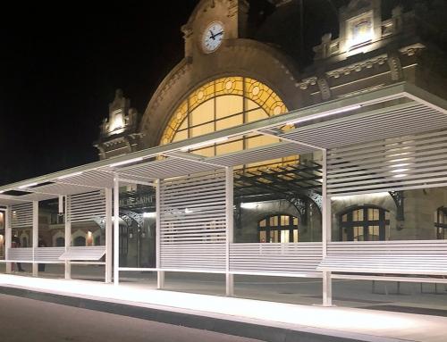 Gare de Saint Brieuc, Francia | 2019