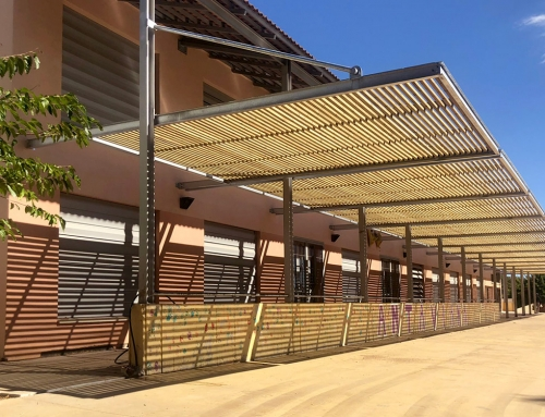 Escuelas sostenibles, Barcelona | 2020