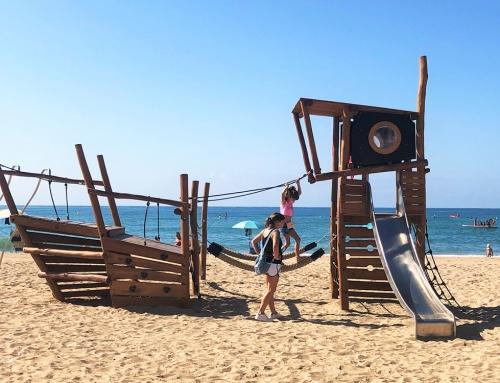 Playa Calafell, Tarragona | 2021