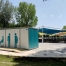 Quiosco lavabos Habana piscina municipal Fuenlabrada